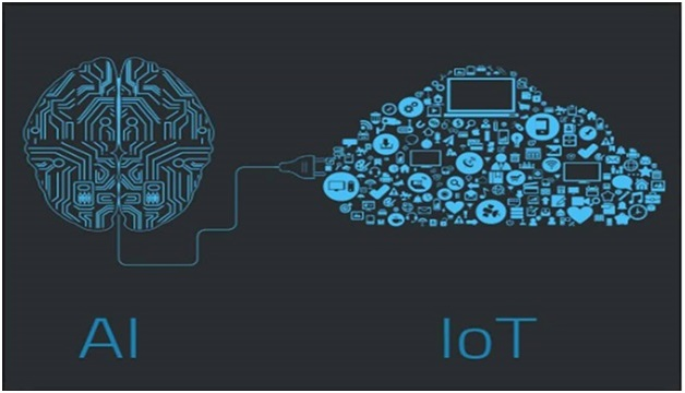 Wrapping of AI With The Internet Of Things